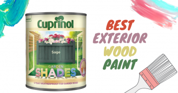 5 Best Exterior Wood Paint (Water-Based) – Review & Guide
