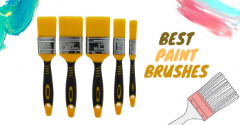 5 Best Paint Brushes for Home & Professional Use