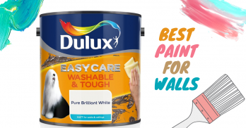 5 Best Paint for Walls (Interior and Outer) of UK – Reviews