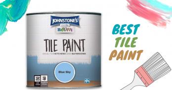 5 Best Tile Paint of UK (Waterproof) for Kitchen & Bathroom