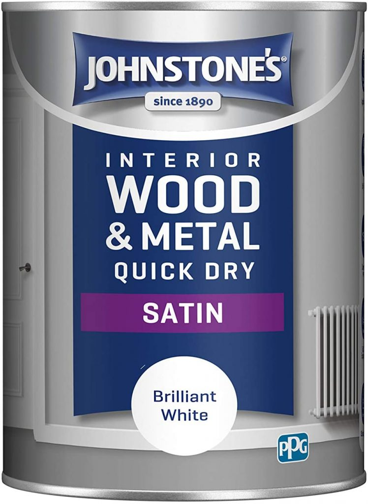 johnstones water based satinwood paint