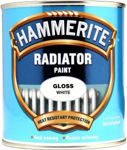 The Paint for Radiator