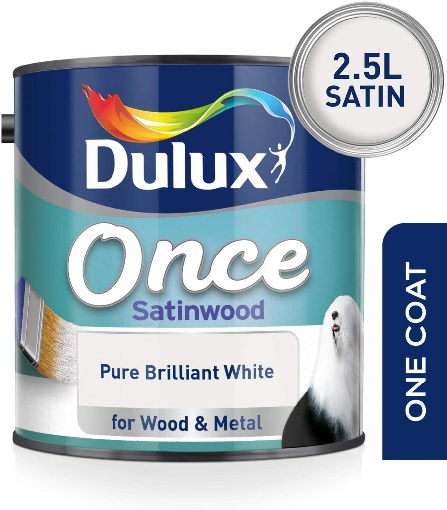 dulux diamond satinwood
