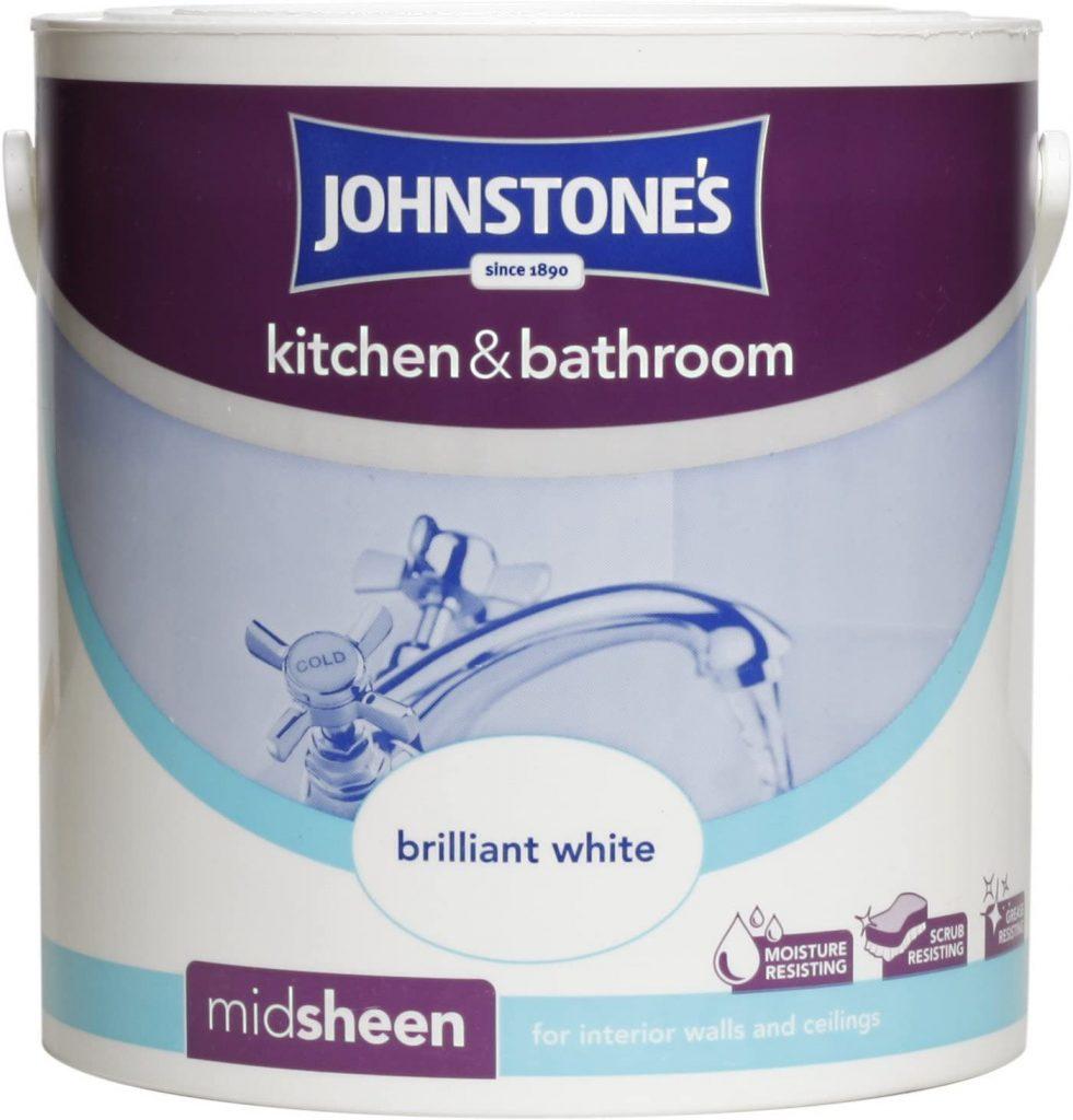 White Kitchen Paint