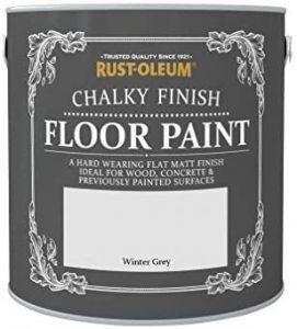 Finish Floor Paint