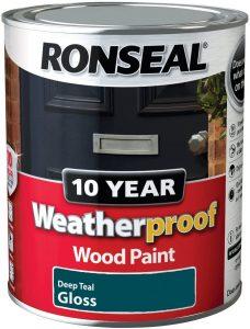 Weatherproof Exterior Gloss Paint