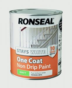 Skirting Boards Paint