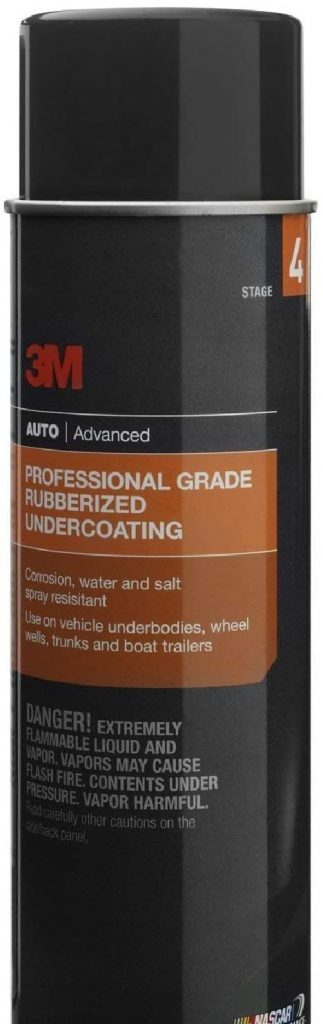 3M 3584 Professional Grade Rubberized Undercoating