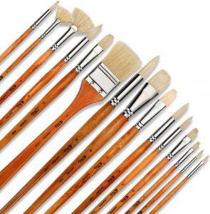 Professional Paint Brush Set