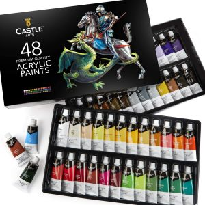 Best Quality Acrylic Paint
