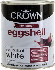 Crown Eggshell Paint