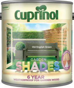 Garden Shades Exterior Woodcare