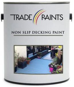 Decking Non-Slip (Anti Slip) Paint