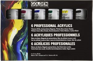 Best Professional Acrylic Paint