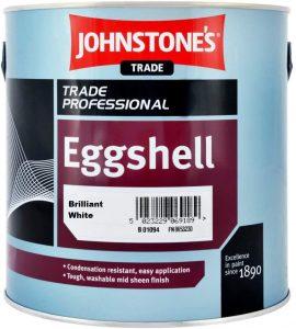Johnstone's eggshell paint review