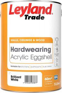 Hard Wearing Acrylic Eggshell