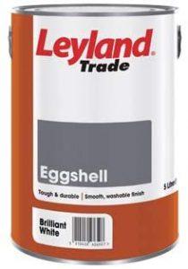 Eggshell, Brilliant White
