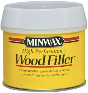 High-Performance Wood Filler