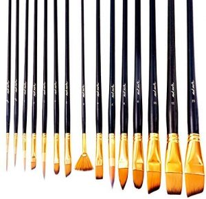 Best Synthetic Paint Brushes