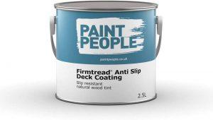 best anti slip decking paint