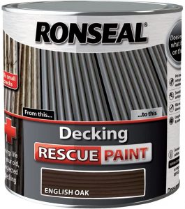 ronseal decking paint