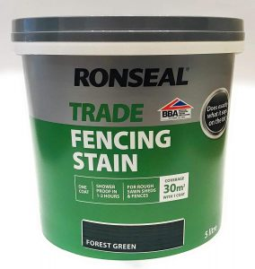 Quick-Dry Garden Shed & Fence Paints