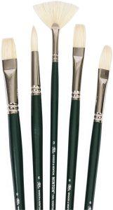 Long Handle Brush Set