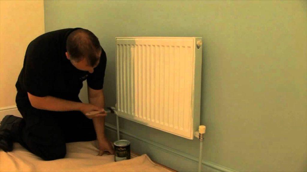 How to Paint Radiators