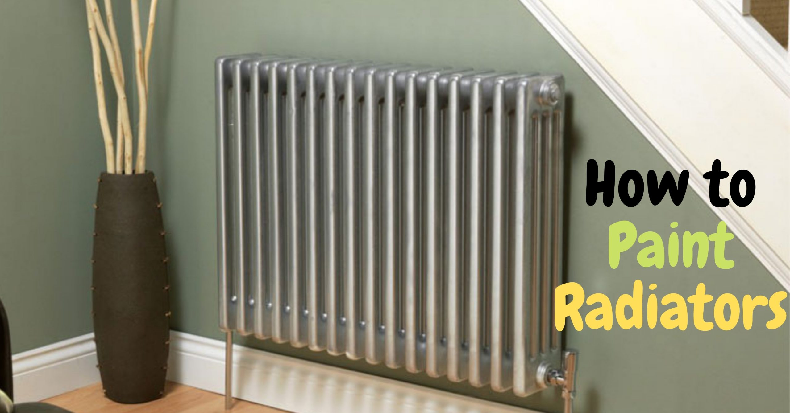 How To Paint Radiators (Everything You Need To Know)