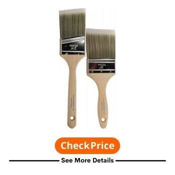 Best Brushes For High Gloss Paint