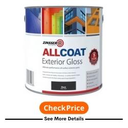 All Coat Exterior Gloss Paint