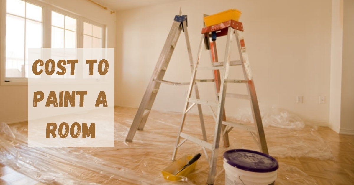 Cost to paint a room per square foot