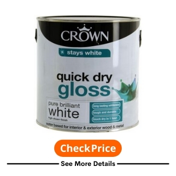 Best Stay White Gloss Paint