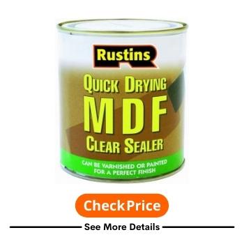 Quick Drying MDF Sealer