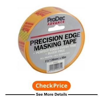 Precision Edge Masking Tape