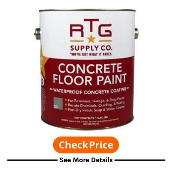 Best Concrete Floor Paint