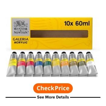 Galeria Acrylic PaintSet